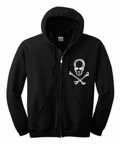 What's Your Poison Zip Hoodie