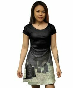 Pictured model is wearing a small. This model's measurements are Bust: 32 in, Waist: 27 in, Hips: 38.5 in, Height: 5 ft 4 in